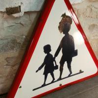 5 panneau signalisation attention ecole