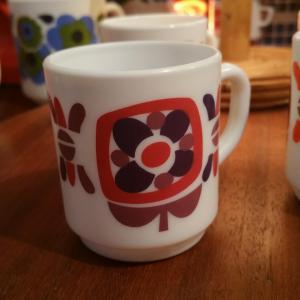 5 petites tasses a moka mobil