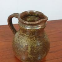 5 pichet en ceramique signe