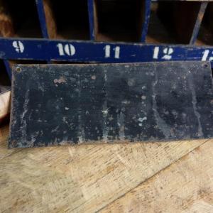 5 plaque emaillee caven 3