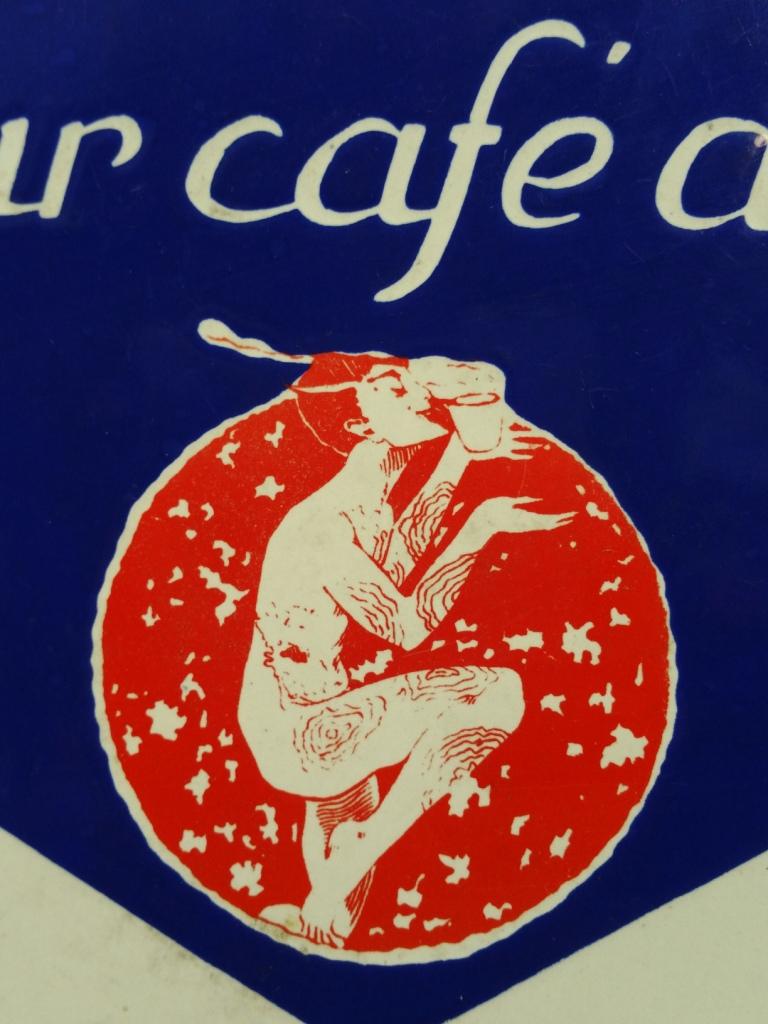 5 plaque maison du cafe