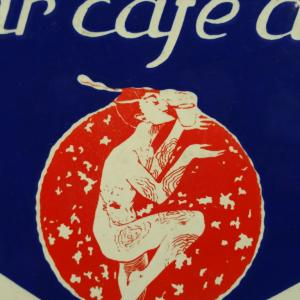 5 plaque maison du cafe