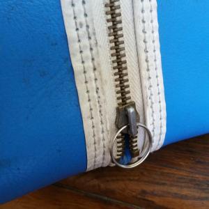 5 sac de sport bleu