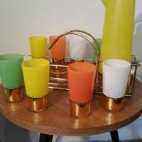 5 service a orangeade 8 verres