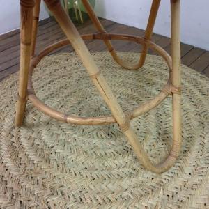 5 table basse en bambou