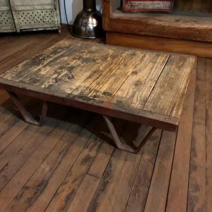 5 table basse palette d
