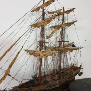 6 bateau vieux grement voilier l ouragan
