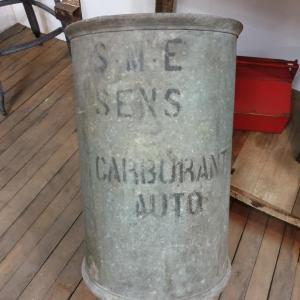 6 bidon d essence 1939