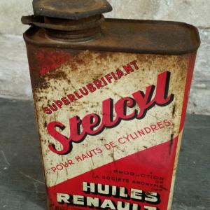 6 bidon huile stelcyl renault