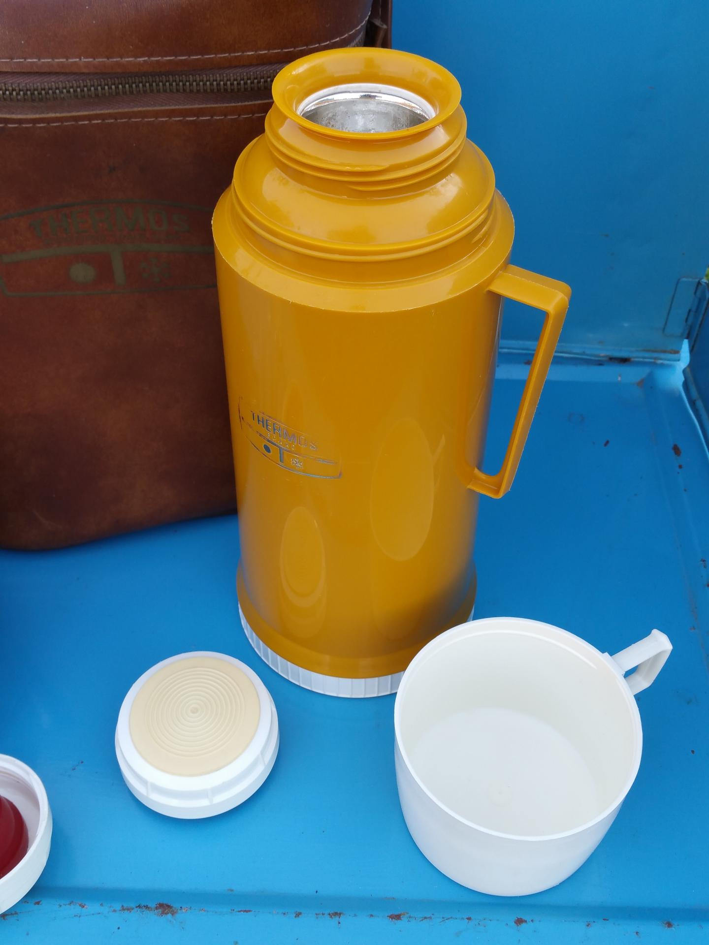 6 bouteilles thermos