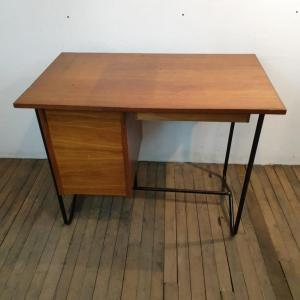 6 bureau vintage enfant
