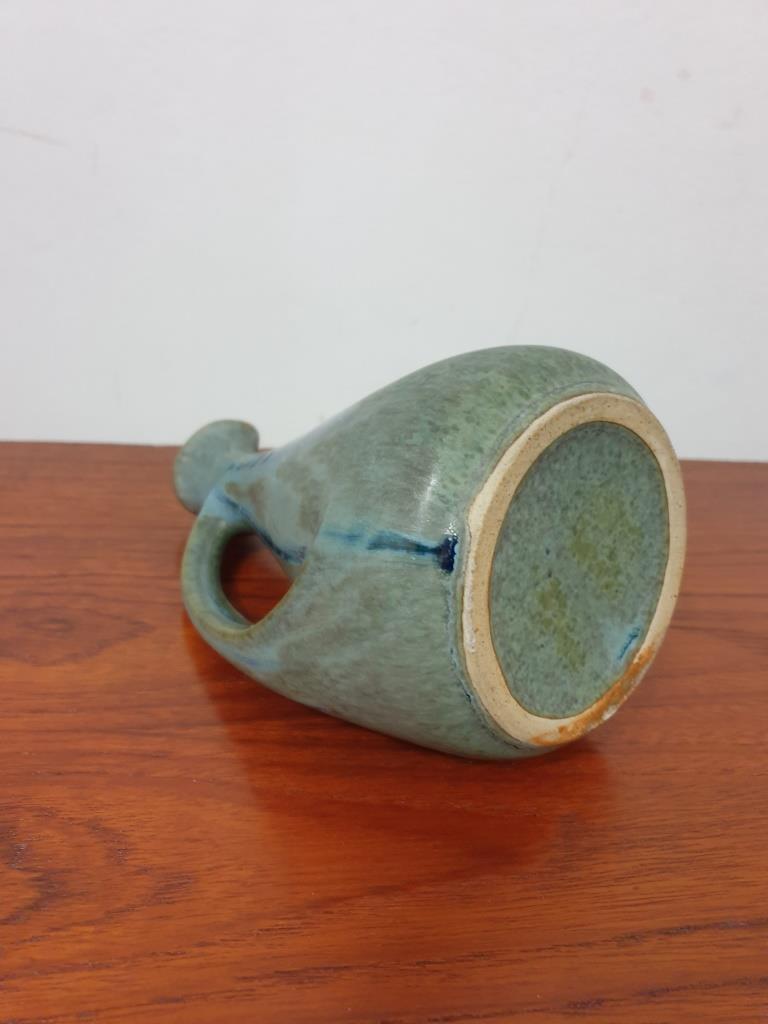 6 ceramique bleu vert