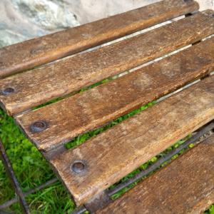 6 chaise de bistrot