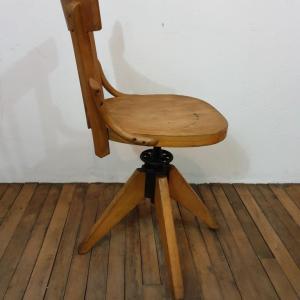 6 chaise de bureau baumann