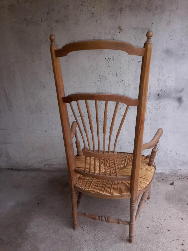 6 chaise de nourrice