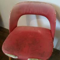 6 chaise vintage diy