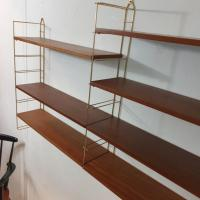 6 etagere string double