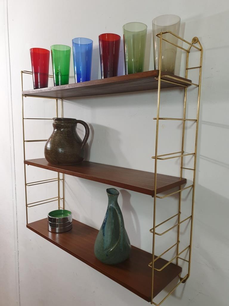 6 etagere string simple
