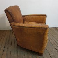 6 fauteuil club cabriolet