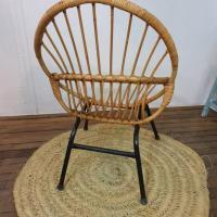6 fauteuil corbeille 1
