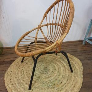 6 fauteuil corbeille 2