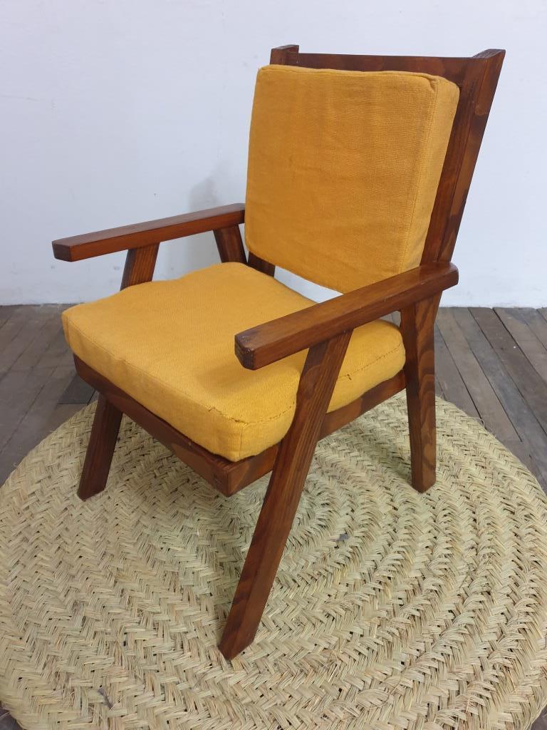 6 fauteuil enfant artisanal 1