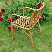 6 fauteuil osier