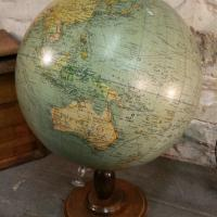 6 globe terrestre girard