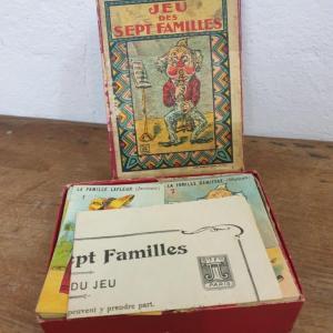 6 jeu de sept familles