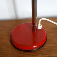 6 lampe cocotte rouge