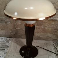 6 lampe jumo art deco