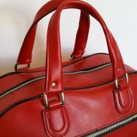 6 sac de sport rouge
