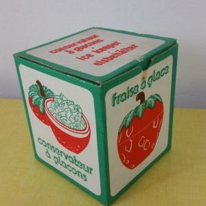 6 seau a glace fraise