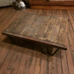 6 table basse palette sncf a