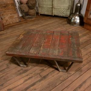 6 table basse pallette b