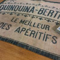 6 tapis de cartes quinquina bertrand