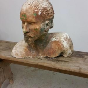 6 tete d homme sculpture