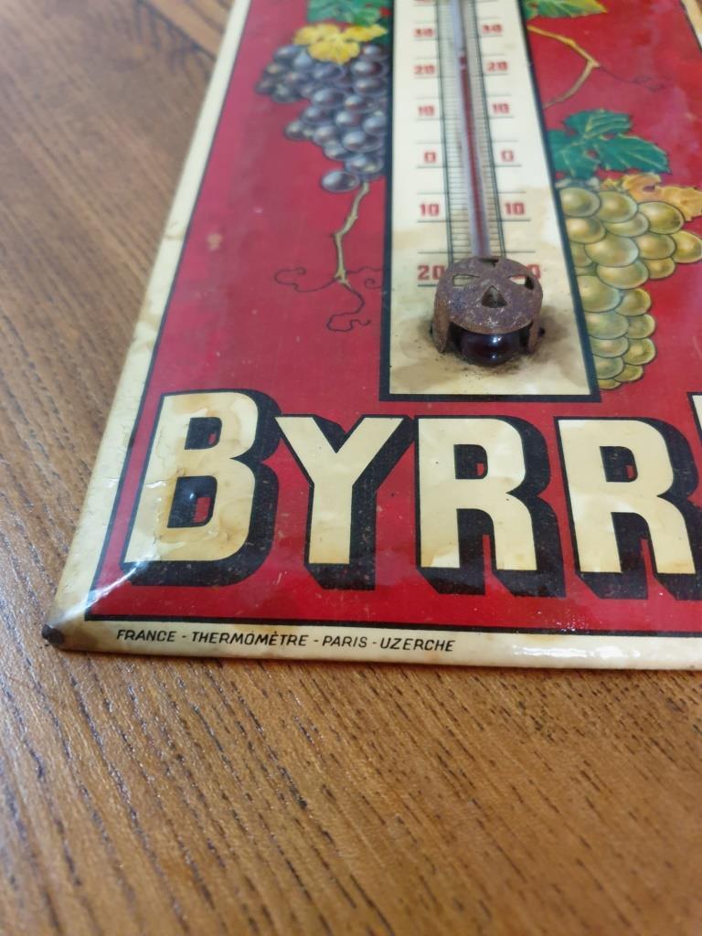 6 thermometre byrrh glacoide