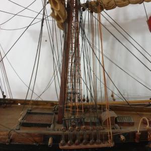 7 bateau vieux grement voilier l ouragan