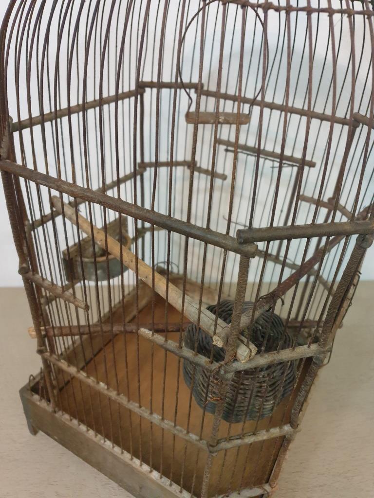 7 cage a oiseau