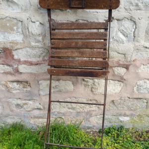 7 chaise de bistrot
