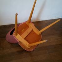 7 chaise vintage diy