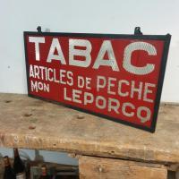 7 enseigne tabac