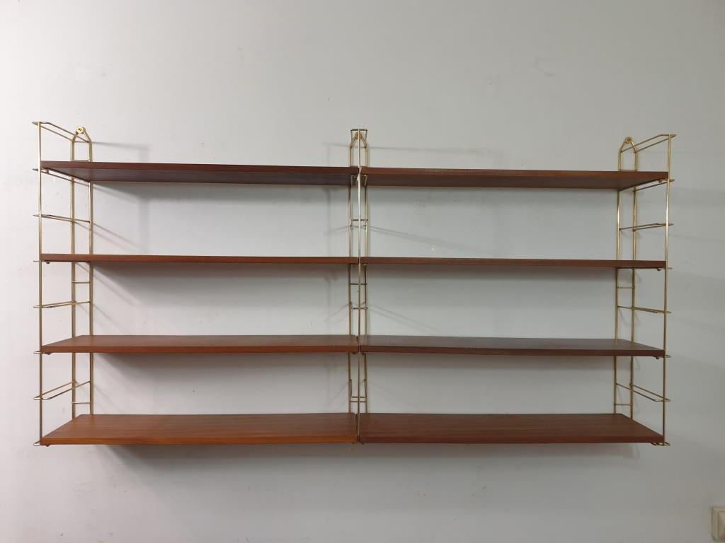 7 etagere string double
