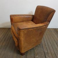 7 fauteuil club cabriolet