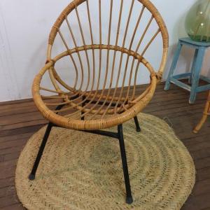 7 fauteuil corbeille 1