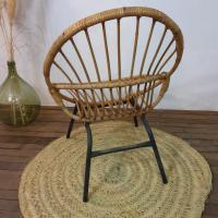 7 fauteuil corbeille 2