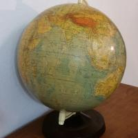 7 globe terrestre raths