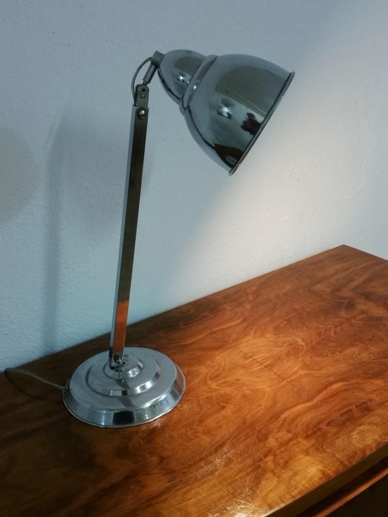 7 lampe de bureau art nouveau