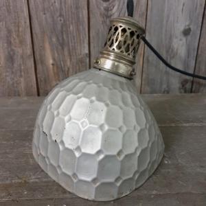 7 lampe holophane verre mercurise